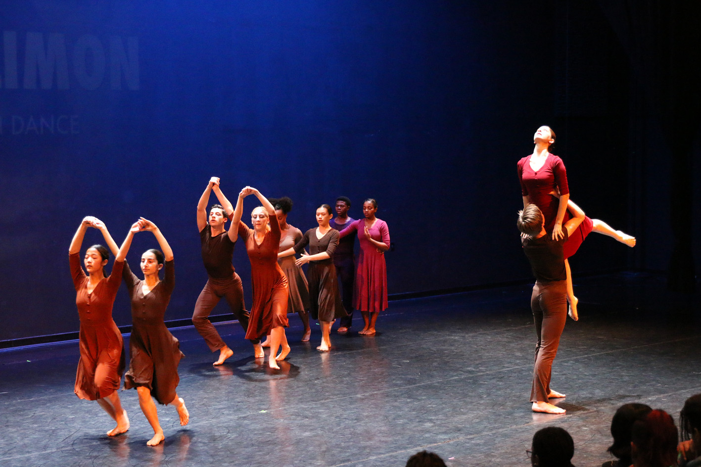 """""""A CHOREOGRAPHIC OFFERING"""" by Jose Limon, staged by Francisco Ruvalcaba"""