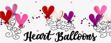 Design: Heart Balloons