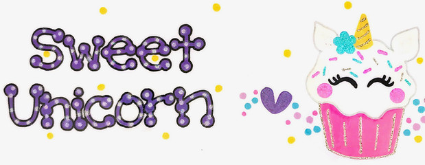 Design: Sweet Unicorn