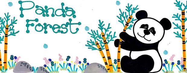 Design: Panda Forest