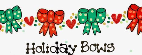 Design: Holiday Bows