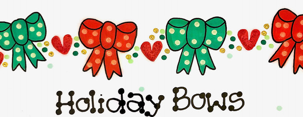 Design: Holiday Bows