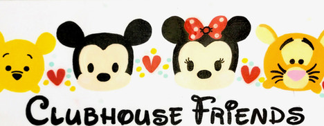 Design: Clubhouse Friends