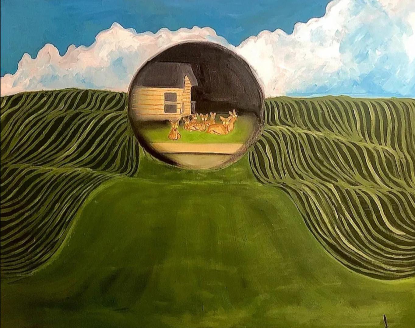 Class: Painting II