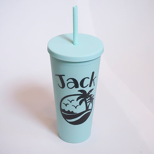 Large Colored Tumbler