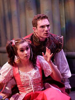 Helena and Demetrius