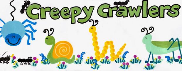 Design: Creepy Crawlers