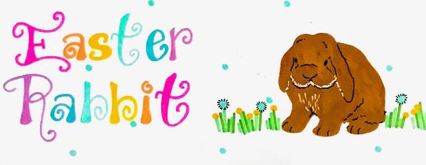 Design: Easter Rabbit
