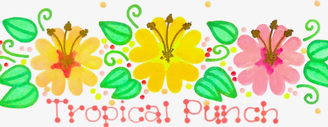 Design: Tropical Punch