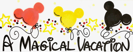 Design: A Magical Vacation