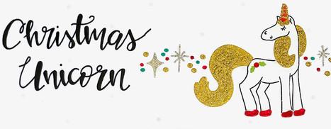 Design: Christmas Unicorn