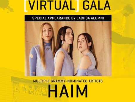Get Tickets for the Future Artists [Virtual] Gala