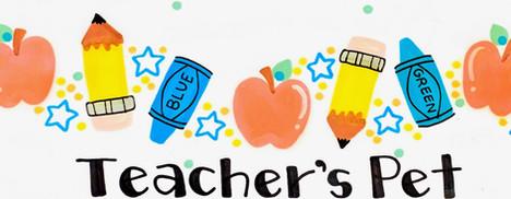 Design: Teachers Pet