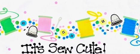 Design: It's Sew Cute!
