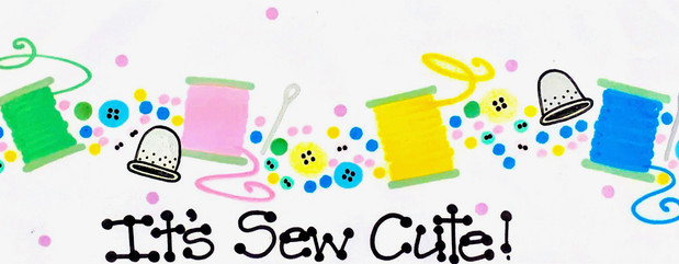 Design: It's Sew Cute!