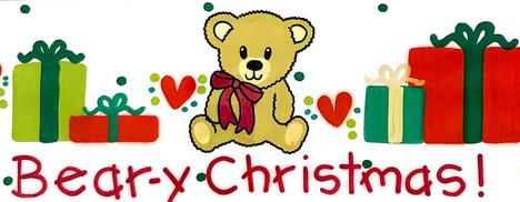 Design: Bear-y Christmas