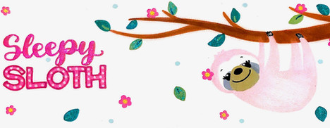 Design: Sleepy Sloth