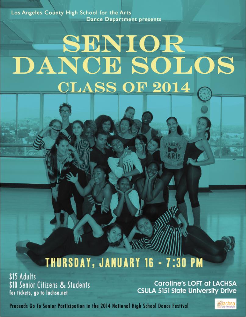 Senior Solos