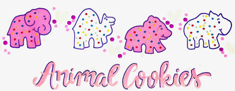 Design: Animal Cookies