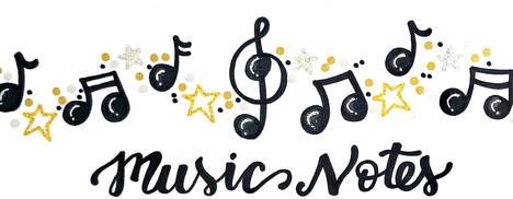 Design: Music Notes