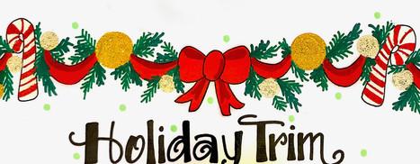Design: Holiday Trim