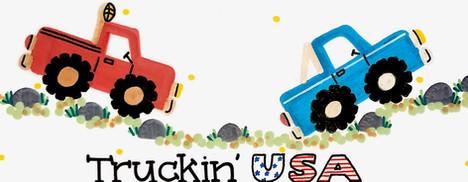 Design: Truckin' USA