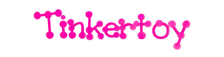 This is an example of TINKERTOY