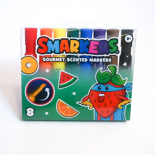 Smarkers Scented Markers