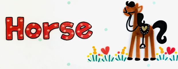 Design: Horse