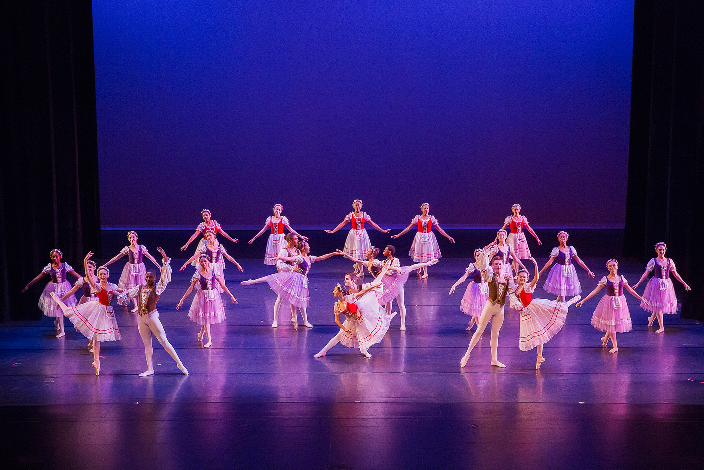 """""""COPPELIA"""" excerpts, staged by Cindy Ricalde & Wendy Lawson"""