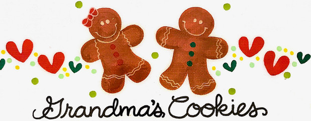 Design: Grandma's Cookies