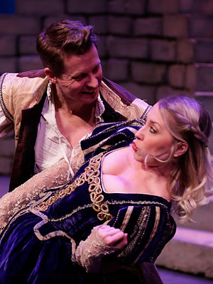 Petruchio and Kate