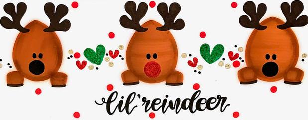 Design: Lil' Reindeer