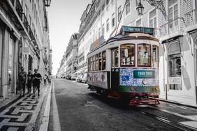 Tramway - Lisbonne