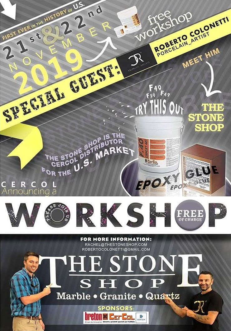 The Stone Shop