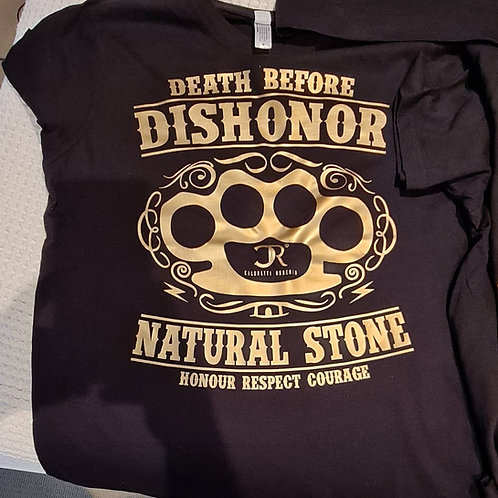 T-Shirt (Death Before Dishonor)