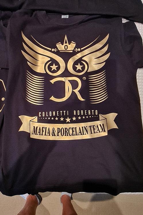 T-Shirt (Mafia & Porcelain Team)