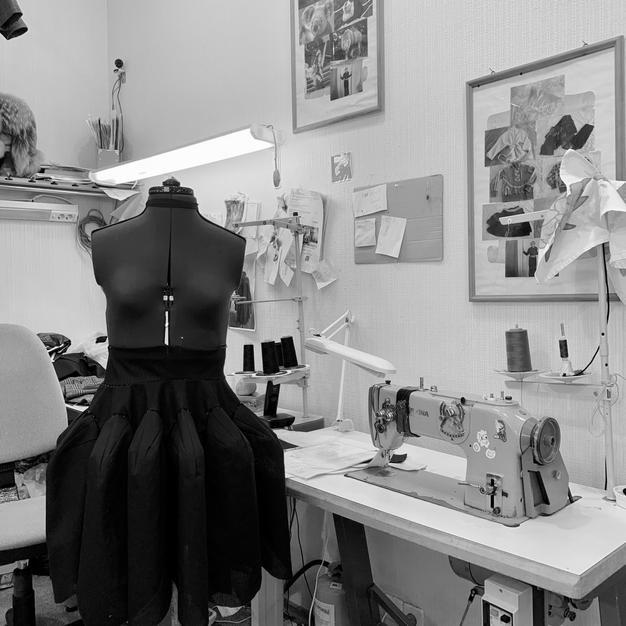Stage 6. First toile