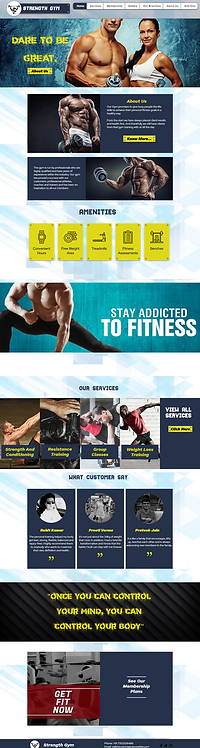 Strength Gym