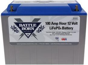 Battle Born Lithium Battery Alaska, Solar Lithium Battery, Lithium batteries in Alaska, Deep Cycle Battery