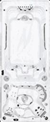 HydroPool AquaSport 19 FT with Seperate Hot Tub