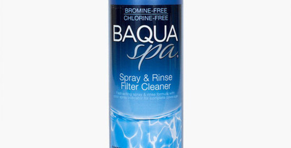 Baqua Spa Filter Cleaner