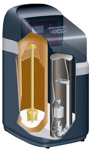 eVOLUTION 200 Water  Refiner Booster