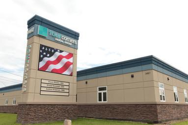 Four Corners Dental Building in Fairbanks, AK