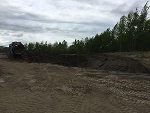 soil, virgin soil, topsoil, fairbanks topsoil, garden soil, lawn soil