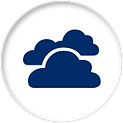 cloudy water icon Alaska EcoWate