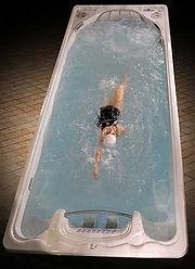 HydroPool AquaSport 17AX Swim Spa