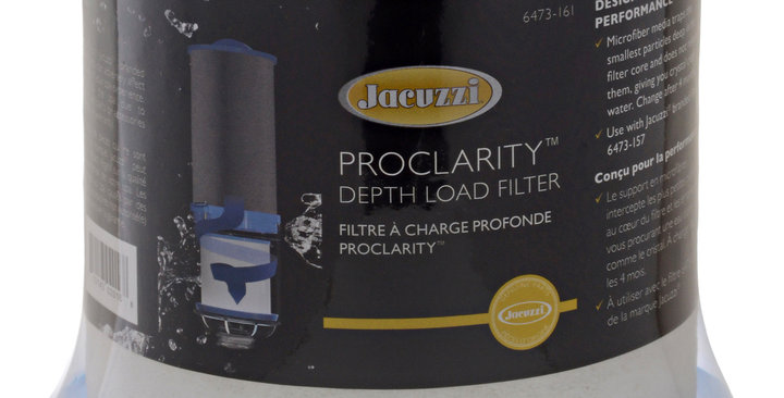Jacuzzi® ProClarity Filter 6473-161