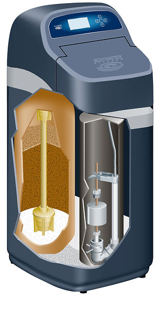 eVOLUTION 300 Water  Refiner Booster