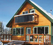 Off grid solar power, alaska, off grid alaska, solar power ak, anchorage off-grid